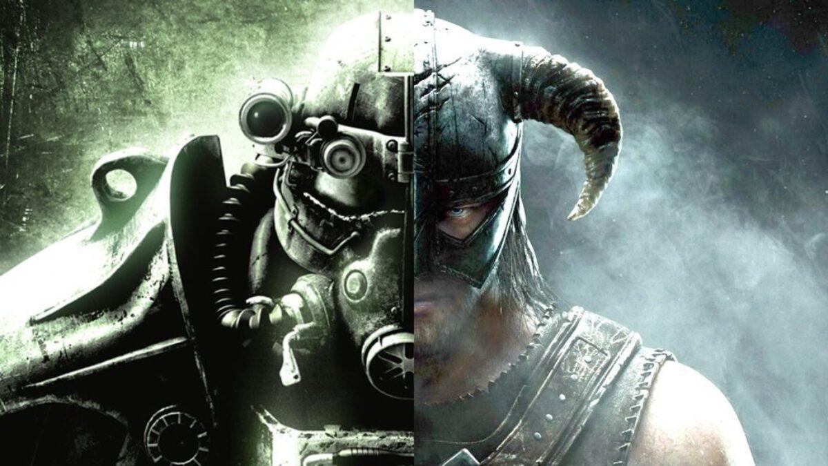 Mashup des jeux Fallout et Skyrim