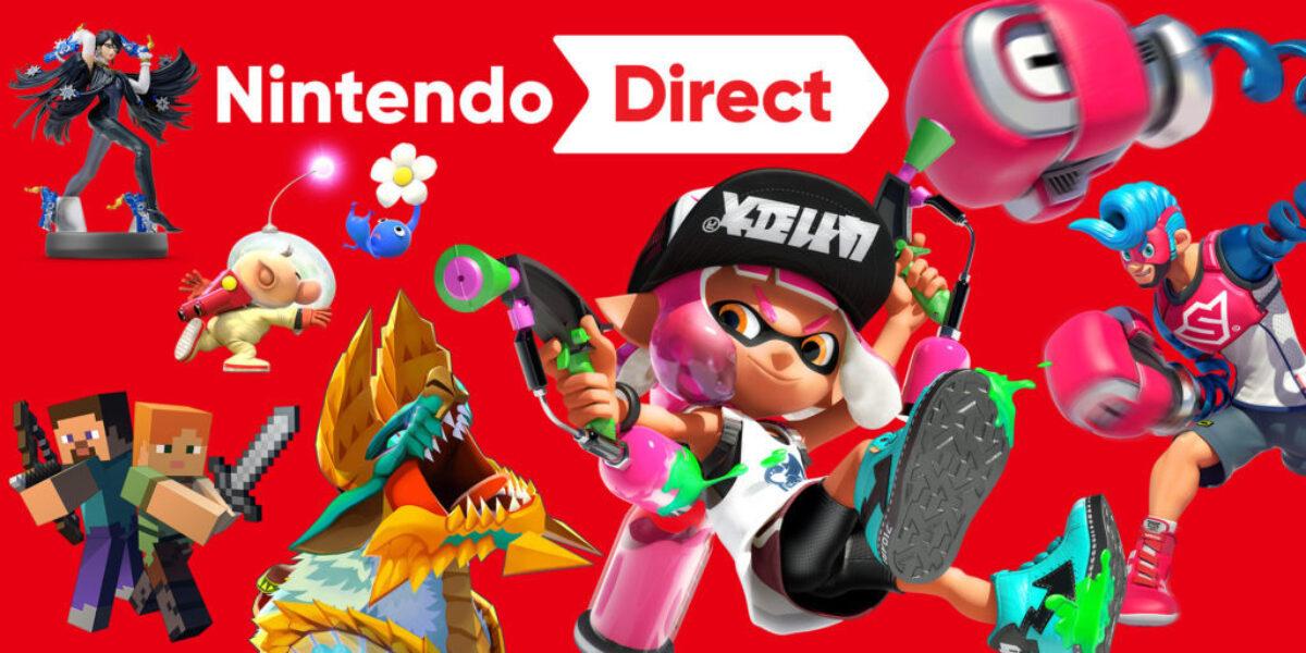 Nintendo Direct : tous les jeux et dates de sorties dévoilées lors du live