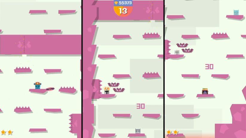 Jeu Jumping Joe & Friends sur Nintendo Switch : jeu à trois