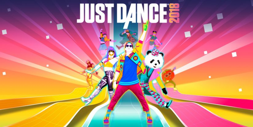 Just Dance 2018 sur Nintendo Switch