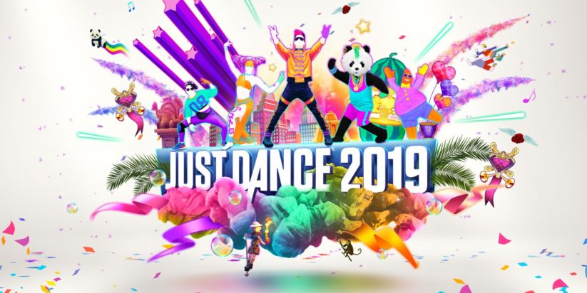 Jeu Just Dance 2019 sur Nintendo Switch : artwork du jeu