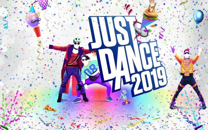 Just Dance 2019 soritra en octobre