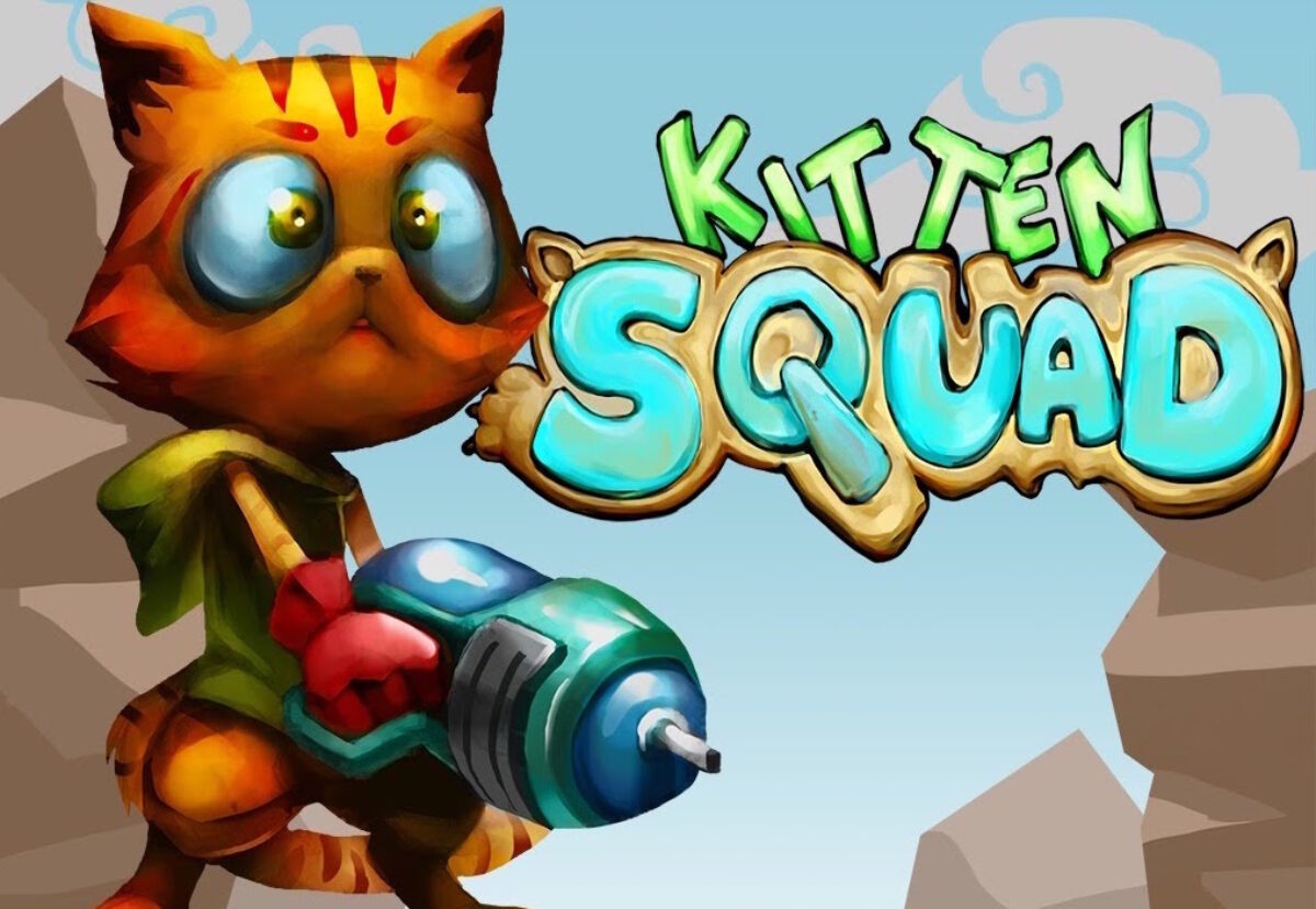 Jeu Kitten Squad sur Nintendo Switch : cover