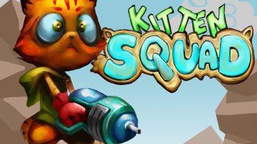 Jeu Kitten Squad sur Nintendo Switch : cover