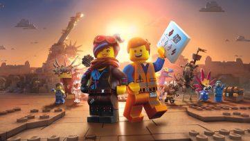 Jeu La Grande Aventure Lego 2 : Le Jeu Video sur Nintendo Switch : artwork du jeu
