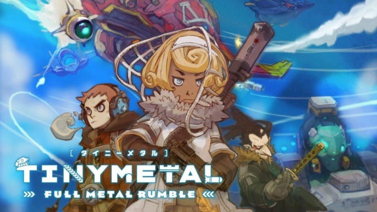 Tiny Metal: Full Metal Rumble offrira une seconde chance à la franchise cette année