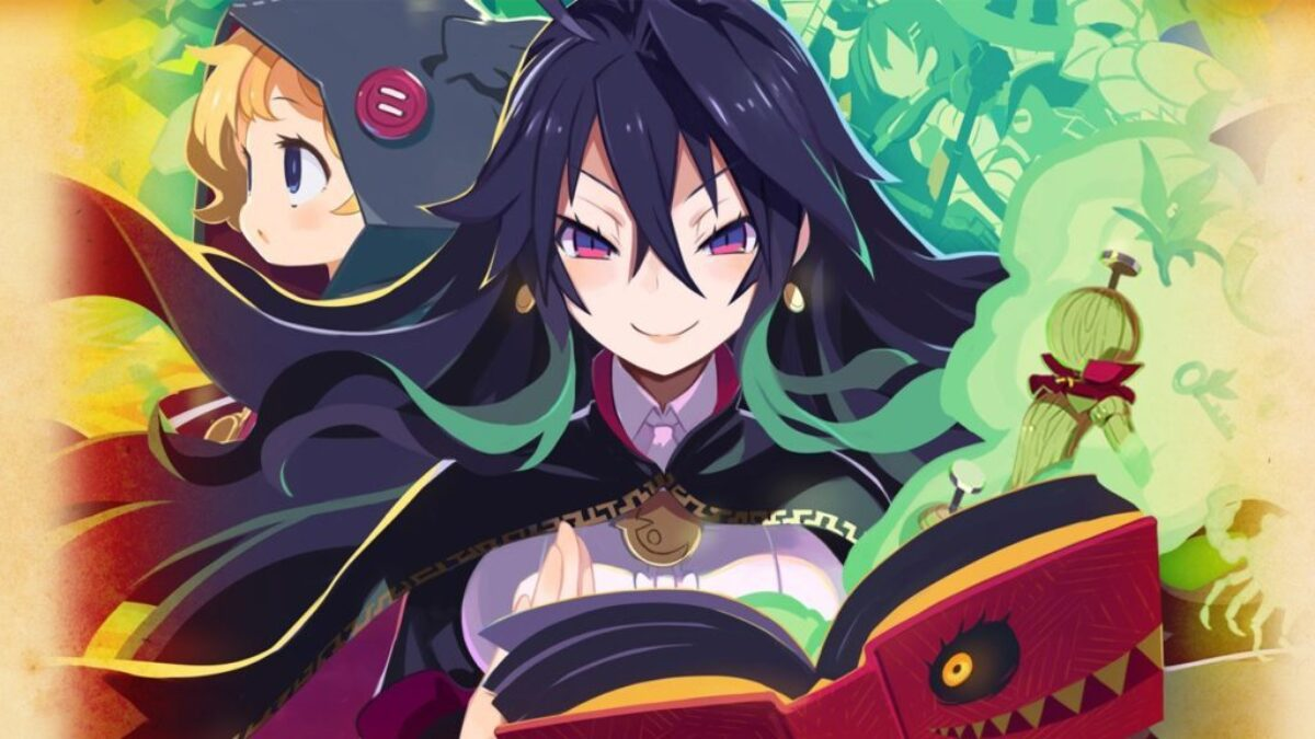 Jeu Labyrinth of Refrain : Coven of Dusk : artwork du jeu