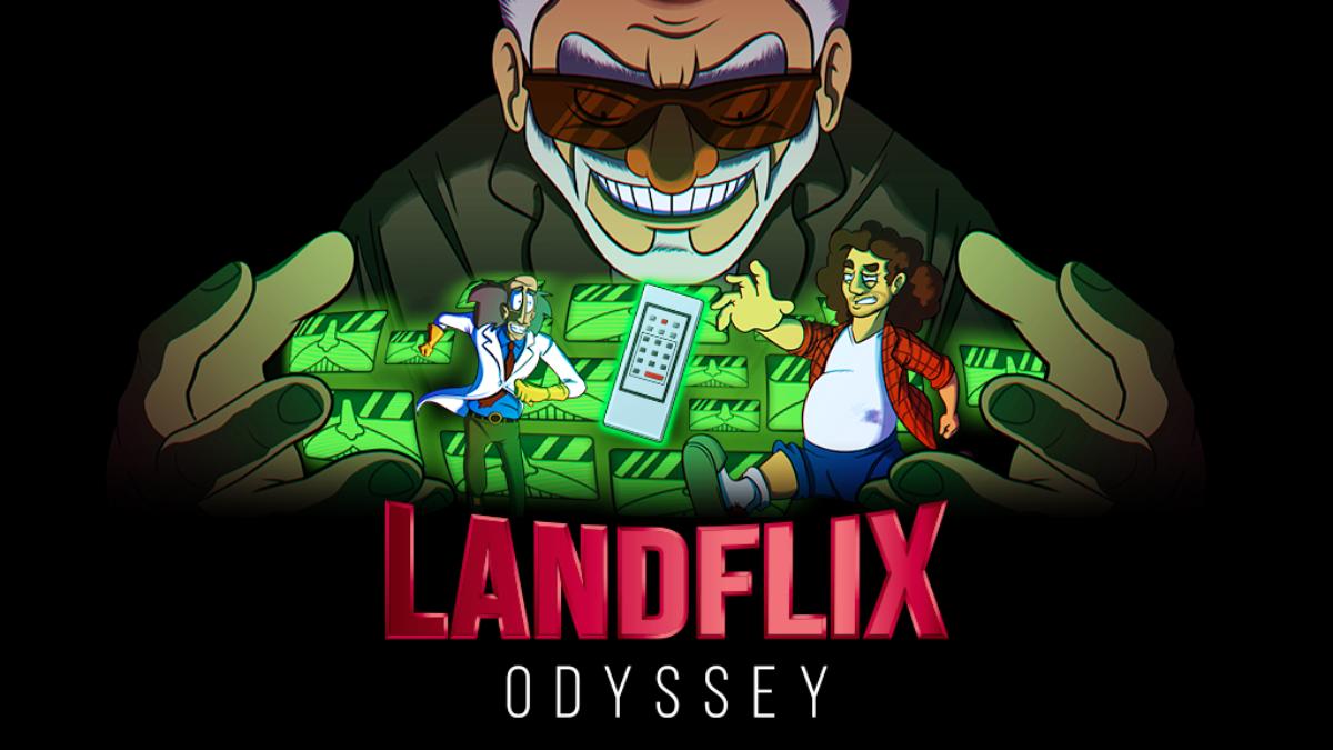 Image du jeu Landflix Odyssey sur Nintendo Switch : Pochette