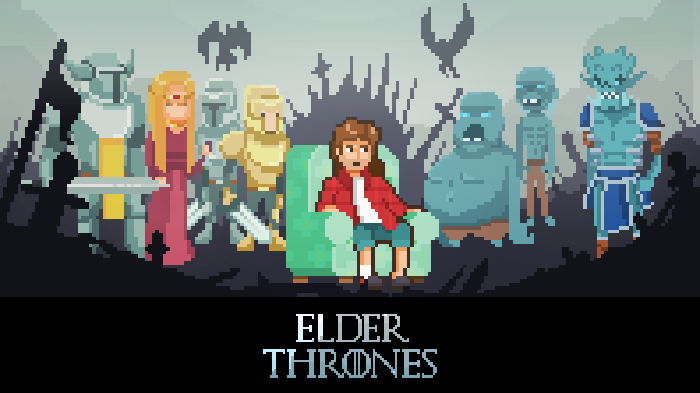 Image du jeu Landflix Odyssey sur Nintendo Switch : Elder Thrones