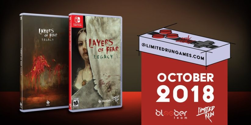 Limited Run Games annonce la sortie boite de Layers of Fear