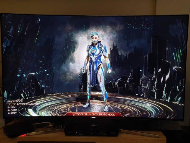 Frost, un personnage à débloquer dans Mortal Kombat 11 sur Nintendo Switch : screenshot 2