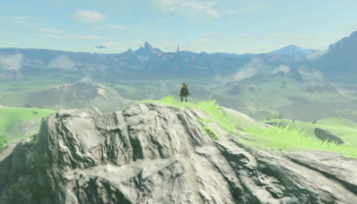 The Legend of Zelda : Breath of The Wild : le royaume d'Hyrule fait 360 km² !