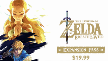 The Legend of Zelda : Breath of the Wild : Season Pass et DLC