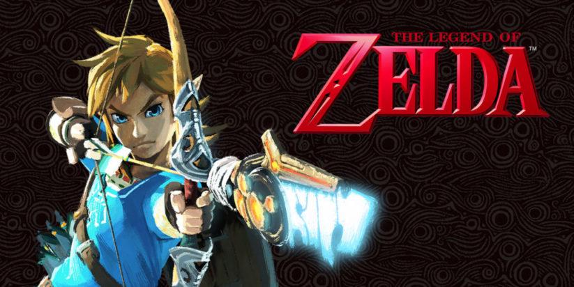 Link dans le jeu The Legend of Zelda : Breath Of The Wild sur Nintendo Switch