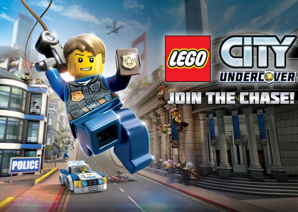 Jeu Nintendo Switch Lego City Undercover : sortie le 7 avril 2017