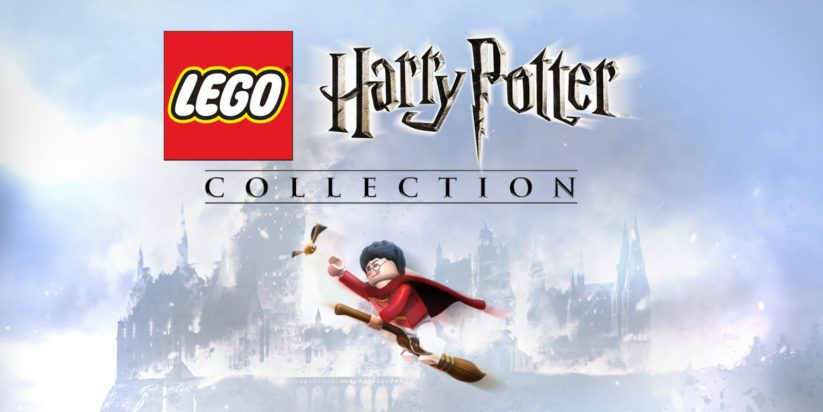 Jeu Lego Harry Potter Collection sur Nintendo Switch : artwork du jeu