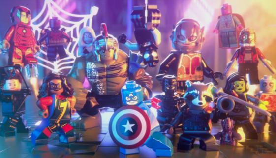 """Lego Marvel Super Heroes 2 : Groot revient avec une nouvelle réplique """"Je s'appelle Switch"""" !"""