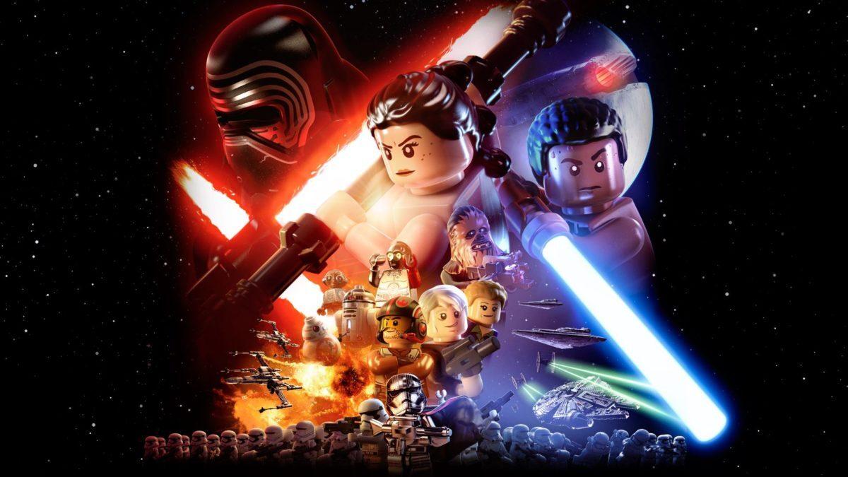Jeu Lego Star Wars : l'ascension de Skywalker sur Nintendo Switch