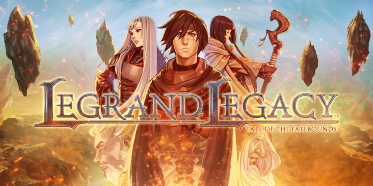 Hier sortait l'excellent JRPG Legrand Legacy: Tale of the Fatebounds sur Switch
