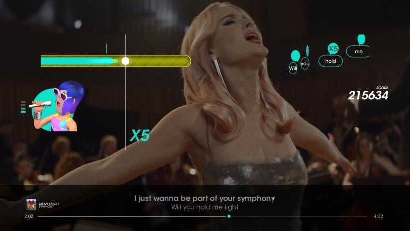 Jeu Let's Sing 2019 sur Nintendo Switch : Symphony