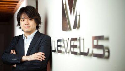 Image de Akihiro Hino, Président de Level-5 qui veut accroitre sa présence sur Nintendo Switch en 2018