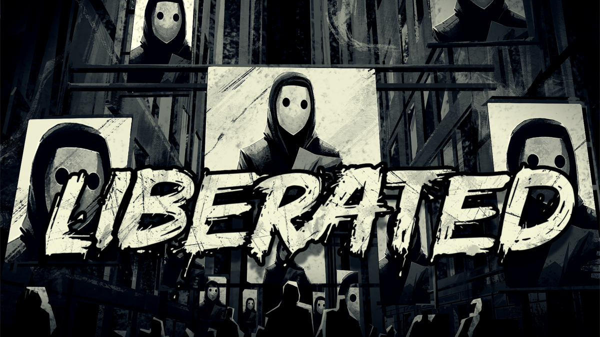 Jeu Liberated sur Nintendo Switch : artwork du jeu