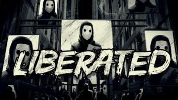 Jeu Liberated sur Nintendo Switch : artwork du jeu