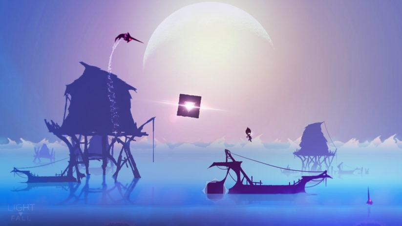Jeu Light Fall sur Nintendo Switch : un petit tour en bateau