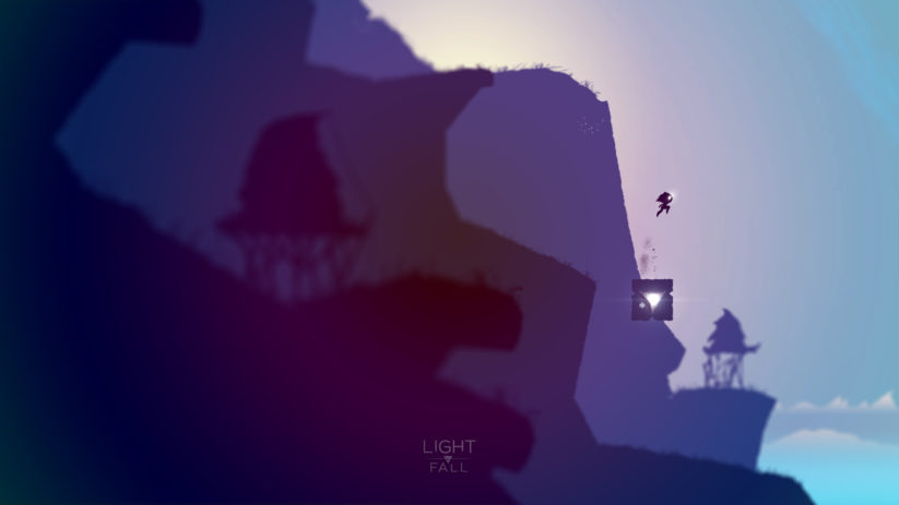 Jeu Light Fall sur Nintendo Switch : saut vers l'inconnu
