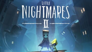 Jeu Little Nightmares II sur Nintendo Switch : artwork du jeu
