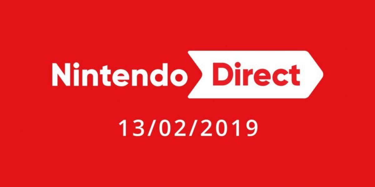 [Live] Suivre le Nintendo Direct du 13 février 2019