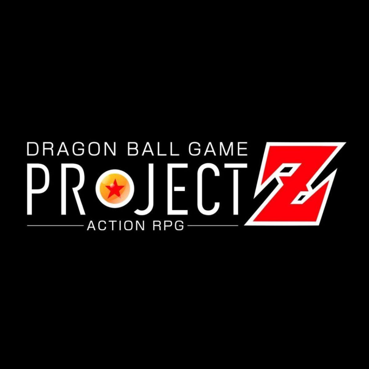 Logo Dragon Ball Z Game Project