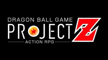 Logo Dragon Ball Z Game Project