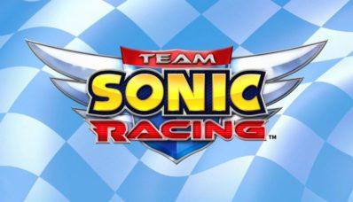 Logo Team Sonic Racing