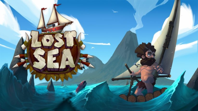 Lost Sea débarque sur Nintendo switch le 31 mai.