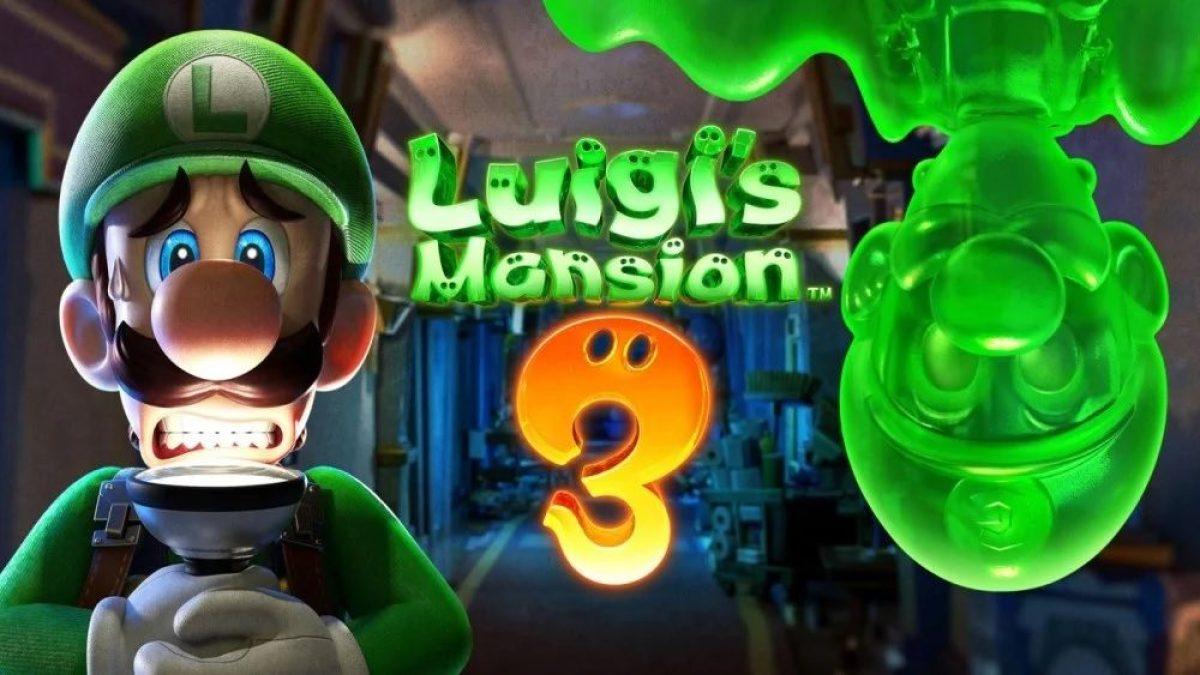 Jeu Luigi's Mansion 3 sur Nintendo Switch : la date de sortie est enfin connue !