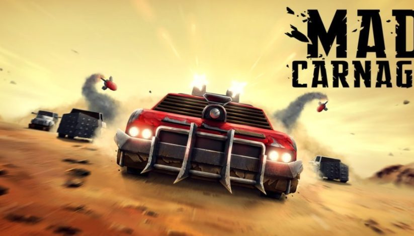 Image du jeu Mad Carnage sur Nintendo Switch