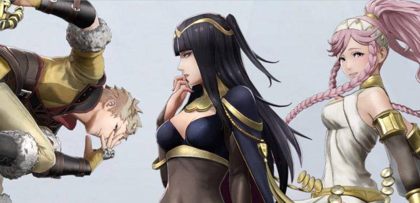 MAJ 1.5.0 de Fire Emblem Warriors sur la Nintendo Switch : Owain, Tharja et Olivia dans le DLC Fire Emblem: Awakening