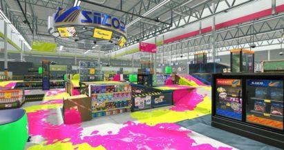 MAJ Splatoon 2 : nouveau stage Hypermarché