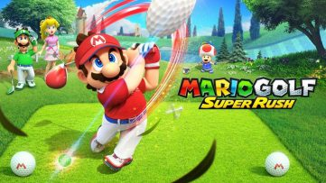 Jeu Mario Rush : Super Rush sur Nintendo Switch : artwork du jeu