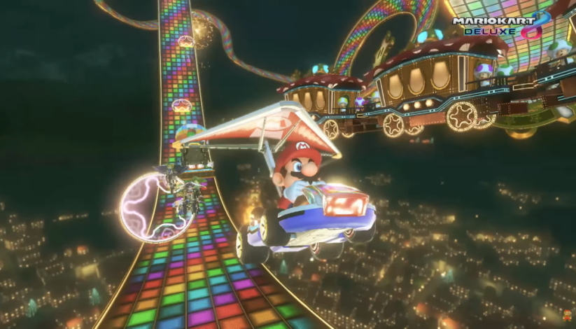 Mario Kart 8 Deluxe : 42 personnages