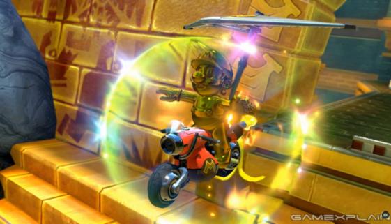 Mario Kart 8 Deluxe : 8 nouvelles arènes, 6 nouveaux personnages, 1 Mercedes-Benz et la conduite assistée
