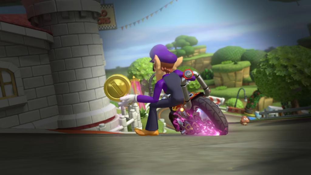 Mario Kart 8 Deluxe : détails sur l'Ultra mini turbo