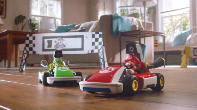 Mario Kart Live : Home Circuit utilise des jouets et la réalité augmentée pour une expérience unique