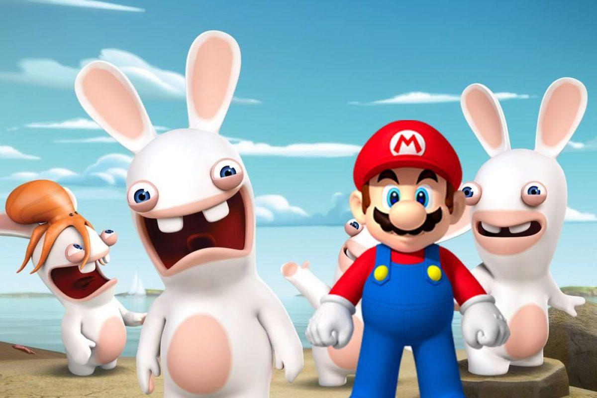 Mario + Rabbids Kingdom Battle : un crossover Mario X Lapins Crétins sur Switch