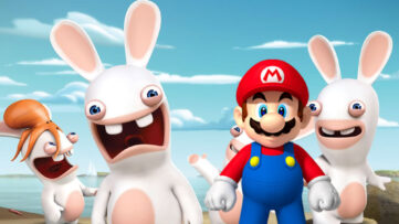 Mario + Rabbids Kingdom Battle : un crossover Mario X Lapins Crétins sur Switch