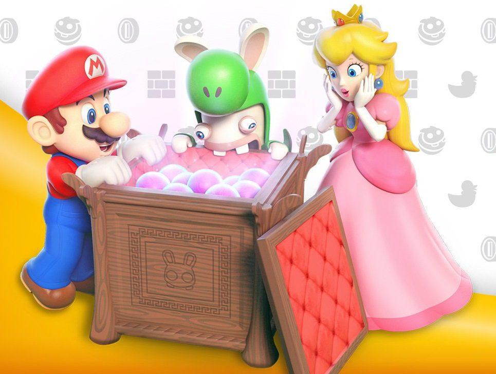 Dates et contenus du Season Pass, Mario + The Lapins Cretins : Kingdom Battle dévoile son plan de déploiement