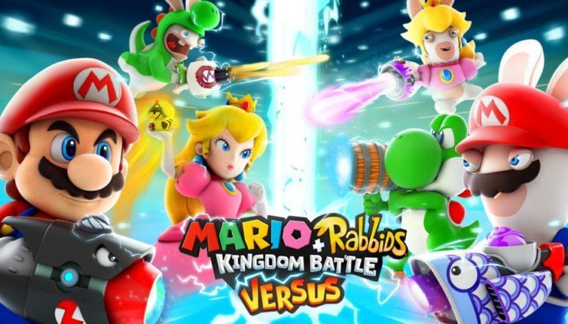 Image de Mario + The Lapins Crétins Kingdom Battle Versus sur Nintendo Switch