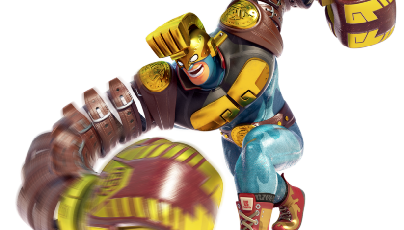 Max Brass Arms