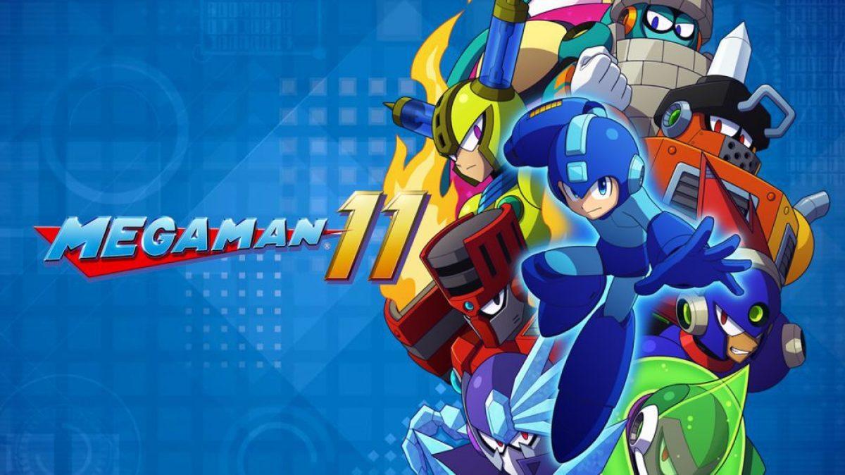 Mega Man 11 : un trailer et une démo disponible